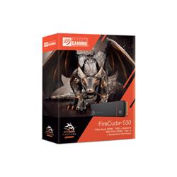 SEAGATE FIRECUDA 530 SSD- M.2- NVME 500GB- HEATSINK- 7000R/3000W-MB/S- 3D TLC NAND- 5YR WT