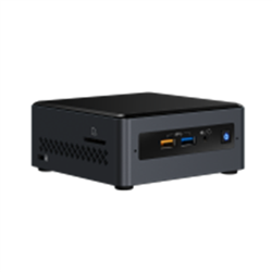 NUC CEL-J4005 MINI PC DESKTOP KIT SATA HDMI X2 SDXC 4 X USB3.0 WIFI