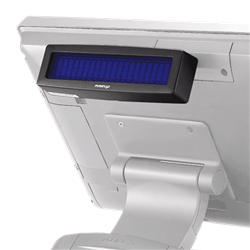 PD2608 REAR MNT 2X20 VFD DISPLAY FOR XT-SER BL RS