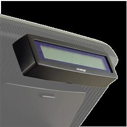 PD310 REAR MOUNT LCD 2X20 DISPLAY USB IF