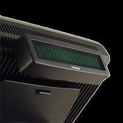 PD2604 REAR MNT 2X20 VFD RS232 FOR KS
