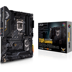 ASUS INTEL TUF GAMING H470-PRO WIFI 6 LGA1200 (INTEL 10TH GEN) ATX GAMING MOTHERBOARD (WIFI 6- INTEL 1GB LAN- FRONT PANEL TYPEC CONNECTOR)
