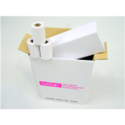 CALIBOR THERMAL PAPER 57MM X 38MM 50 ROLLS/BOX