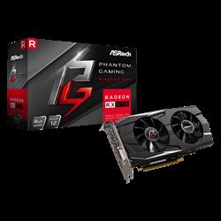 AMD RADEON RX 570; 4GB- 256-BIT- GDDR5; DUAL-LINK DVI-D- HDMI 2.0- 3 X DISPLAYPORT 1.4; 236.2 X 127.5 X 41.91 MM; TWIN FAN; 1 X 6-PIN