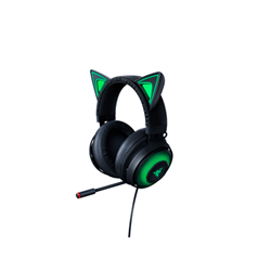 RAZER KRAKEN KITTY - CHROMA USB GAMING HEADSET - BLACK - FRML PKG