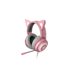 RAZER KRAKEN KITTY - CHROMA USB GAMING HEADSET - QUARTZ- FRML PKG