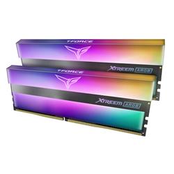 T-FORCE XTREEM ARGB SERIES 16GB (2X8GB) DIMM 4000MHZ DRAM BLACK HEATSPREADER