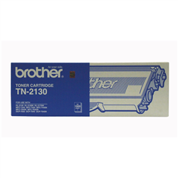 BLK TONER TN2130 FOR HL-2140/2170W