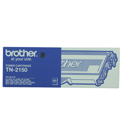 BLK TONER HIGH YIELD TN2150 FOR HL-2140/2170W