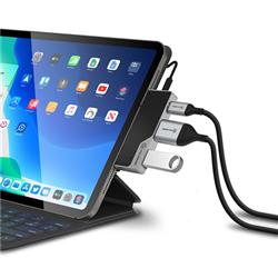 ALOGIC USB-C DOCK NANO MINI WITH USB-A - SPACE GREY