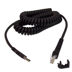 DATALOGIC CAB 8-0734-16 USB POT COILED 12FT