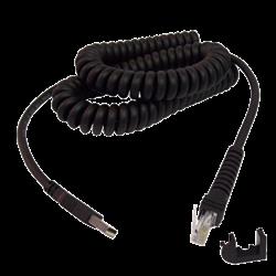DATALOGIC CAB 8-0734-16 USB POT COILED 12FT