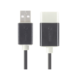 ALOGIC 2M USB 2.0 TYPE A TO TYPE A EXTENSION CABLE - MALE TO FEMALE