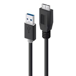 ALOGIC 1M USB 3.0 TYPE A TO TYPE B MICRO CABLE - MALE TO MALE