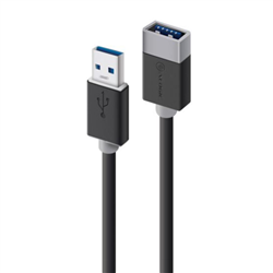 ALOGIC 3M USB 3.0 TYPE A TO TYPE A EXTENSION CABLE - MALE TO FEMALE
