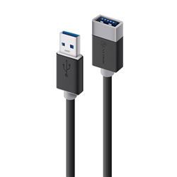 ALOGIC 2M USB 3.0 TYPE A TO TYPE A EXTENSION CABLE - MALE TO FEMALE
