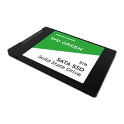 WD GREEN 2TB CSSD- SATA- 2.5- NO CACHE- 3YR WARRANTY