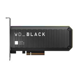 WD 1TB BLK NVME SSD WI HEATSINK 2.5 PCIE GEN3 5Y WARRANTY AN1500