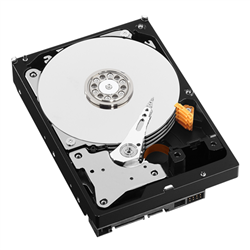 HARD DRIVE 4TB RED 64MB 3.5 SATA 6GB/S 5400RPM