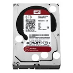 HARD DRIVE 6TB RED 64MB 3.5 SATA 6GB/S 5400RPM