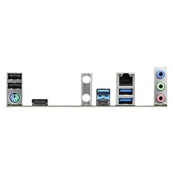 INTEL Z490; ATX; 4 DIMM; PCIE X16: 2(X16- X4)- PCIE X1: 3- PCIE GEN3 X4 & SATA3- 1 WIFI KEY E- HDMI- 2X REAR USB 3.2 GEN2- 8X USB 3.2 GEN1