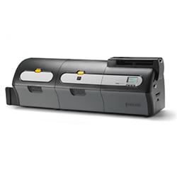 ZEBRA ZXP7 CARD PRINTER DUAL/DUAL LAM RFID MAG ETH