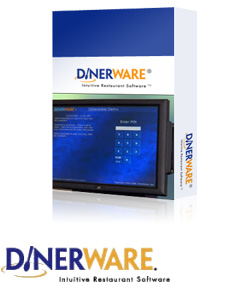 IPAD Dinerware Restaurant Cafe Bar Point of Sale POS