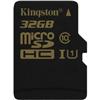 KINGSTON SDCA10/32GB- 32GB MICROSDHC CL10 UHS-I