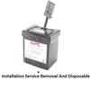 apc-(trbc30)-sup-install-1xrbc-dispo-of-old-batt-1yr-ext-(ups-6kva-6yr-old-metro-only)-trbc30