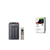 bundle-qnap-02-bay-nas-ts-251-2g-seagate-24tb-iw-hdd-free-4k-wireless-display-adapter-ts-251plus-2g-24tb-display