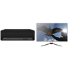 hp-800-g8-sff-i5-11500-8gb-plus-dahua-uhd-28-monitor-(lm28-f420)-for-$212-4d8l9pa-dahua28