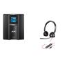 apc-deal-apc-smc1500va-ups-with-poly-3320-stereo-headset-smc1500ic-poly3320