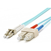 blupeak-1m-fibre-patch-cable-multimode-lc-to-sc-om4-(lifetime-warranty)-flcscm401
