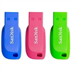 sandisk-cruzer-blade-usb-flash-drive-cz50-32gb-usb2.0-triple-pack-blue-pink-green-compact-design-5y-sdcz50c-032g-b46t