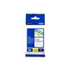 12mm-blue-on-white-tz-tape-tze233