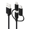 alogic-30-cm-3-in-1-charge-sync-cable-micro-usb-lightning-usb-c-black-(apple-certified-under-mfi)-moq-3-u28p3t1-030blk