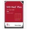WD RED NAS HARD DRIVE- 8TB- SATA III 6 GB/S- 3.5IN- 256MB CACHE- 3 YEARS